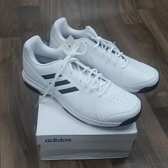 official photos 3ad27 5a1cf Adidas Men s Approach Tennis Shoe